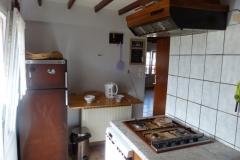 La cuisine du Meublé du Verger